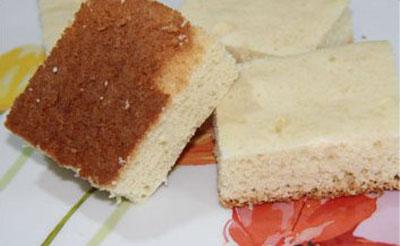 طرز تهیه کیک رژیمی بدون فر/شیرینی