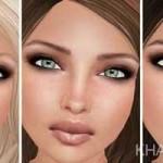 اصول هماهنگی رنگ موها و ابروها/آرایش وزیبایی