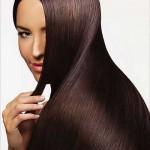 آموزش یک روش خانگی برای صاف کردن موها/آرایش وزیبایی