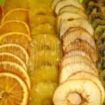 طرز تهیه چیپس میوه در منزل/دسر