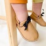 آموزش دوخت کفش چرمی بچه گانه/کار باچرم