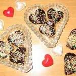 آموزش شکلات قلبی / شیرینی مخصوص عید