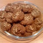 طرز پخت شیرینی شکلاتی /شیرینی مخصوص عید نوروز