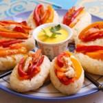 طرز تهیه برنج لقمهای غذایی مقوی برای سحری/غذای مخصوص ماه رمضان