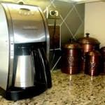 طریقه تمیز کردن دستگاه قهوه جوش/نکات خانه داری