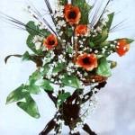 آموزش گل بلندر شقایق/آموزش گل سازی
