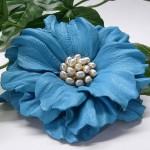 آموزش درست کردن گل چرمی/گلسازی