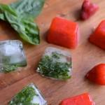 ایده هایی برای تزئین یخ برای میهمانی های تابستانی/دسر