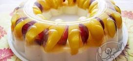 طرز تهیه  ژله بستنی میوه ای/دسر