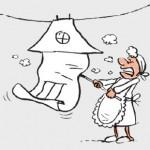 نکات مهم در مورد خانه تکانی برای عید نوروز/نکات خانه داری
