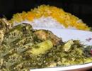 طرز تهیه خورش ریواس و مرغ/آشپزی