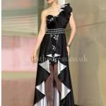 لباس مجلسی جلو کوتاه پشت بلند شیک و جدید/مدل لباس