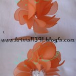 آموزش ساخت گل رز مدل2/کریستال بافی