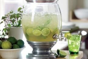 طرز تهیه لیموناد خانگی مخصوص تابستان/نوشیدنی