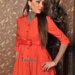 جدید ترین مدل مانتو دخترانه از کمپانی ۲۰۱۵ zara/مدل لباس