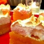 طرز تهیه پای پرتقال با مرنگ/شیرینی