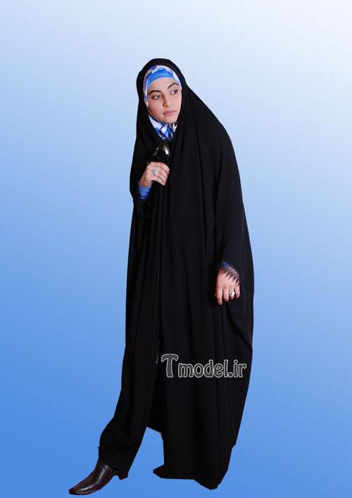 معرفی انواع چادر اسلامی جدید /مدل لباس