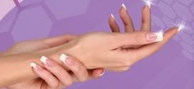 به زیبایی دست ها و ناخن هایتان توجه کنید/آرایش وزیبایی