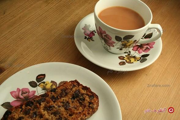 خوشمزه های کنار چای برای عصرانه/شیرینی