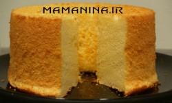 طرز تهیه کیک شیفون /شیرینی