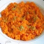 دستور پخت حلوای گاجار/دسر