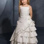 لباس عروس بچه گانه/مدل لباس