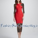 مدل لباس مجلسی کوتاه ریون/مدل لباس