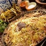 پخت پلو اسفندی/غذای محلی