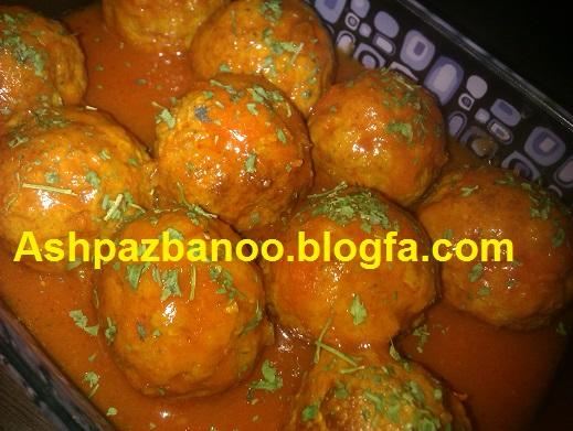 طرز تهیه کباب زردک/آشپزی