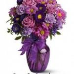 طرح های غیر معمول و جالب از گل آرایی برای هفت سین/سفره هفت سین