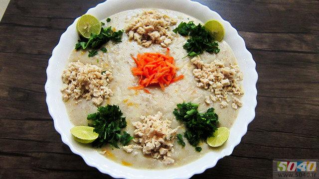 آموزش پخت سوپ شیر/آشپزی