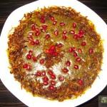 آموزش  آش انار/ آشپزی