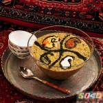 طرز تهیه آش جو/ آشپزی
