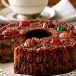 پخت کیک میوه ای /شیرینی مخصوص عید