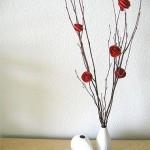 ساخت گل رز با کاغذ رنگی/آموزش گل سازی