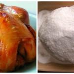 طرز تهیه مرغ بریون نمکی /آشپزی
