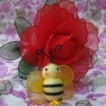آموزش تصویری تهیه عروسک زنبور طلایی/عروسک
