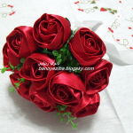 آموزش درست کردن گل رز/آموزش گل سازی