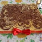 آموزش کیک با سفیده ی تخم مرغ/شیرینی