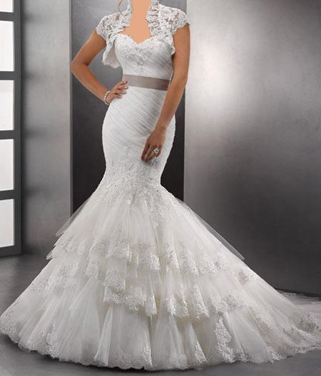 مدل های جدید از لباس عروسی در پاییز/وسایل مورد نیاز عروس