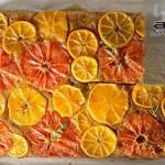 آموزش کیک مرکبات؛ خوش رنگ و پاییزی/شیرینی