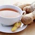 روش دم کردن چای زنجبیل/نوشیدنی
