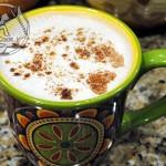 طرز تهیه شیر عسلی دارچینی/نوشیدنی